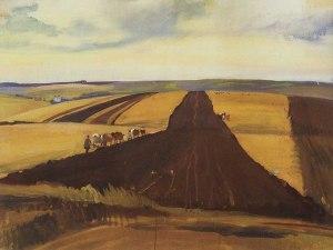 Neskuchnoye.-Plowing1908by-Zinaida-Serebriakova