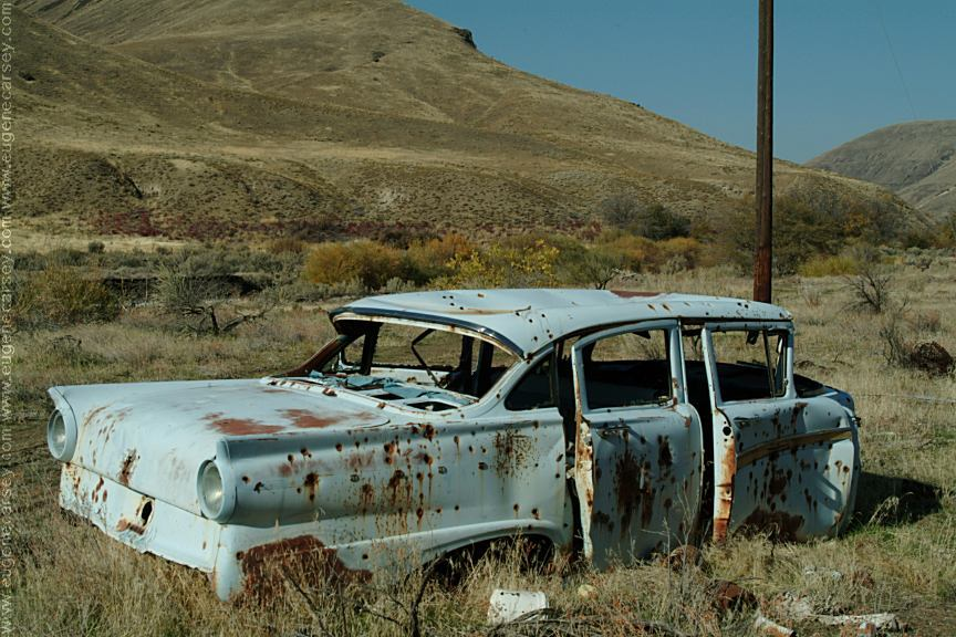 A Christmas Story or Junked Cars Can Be Beautiful | The Road