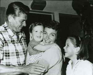 The Ronald Reagan Family