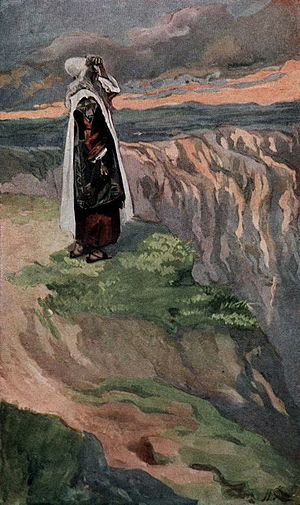 300px-Tissot_Moses_Sees_the_Promised_Land_from_Afar