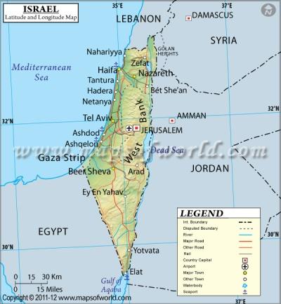 israel-lat-long