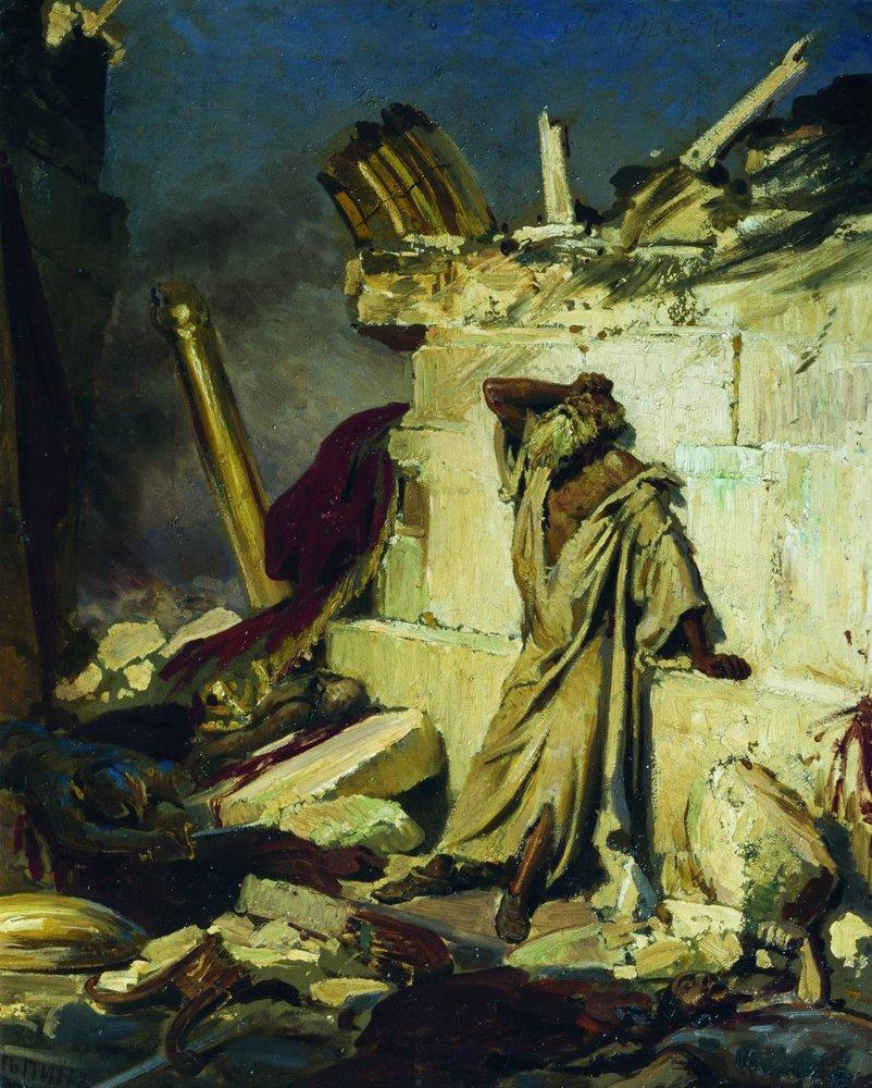 2da3f-cry-of-prophet-jeremiah-on-the-ruins-of-jerusalem-on-a-bible-subject-1870