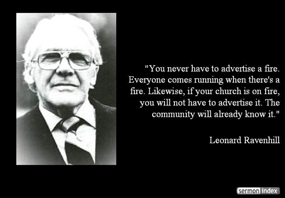 Leonard Ravenhill Quotes The Road