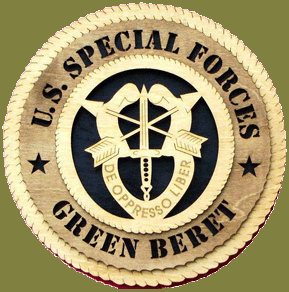 US Army Green Beret