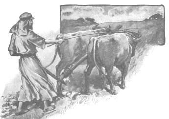 elisha-plowing