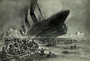a comparison of the holocaust and the titanic as triumphs Further propulsion of the comparison happened moments later when at 16:43 hippler directly related rats and the jews: they represent the elements of sneakiness and subterranean destruction among animals.